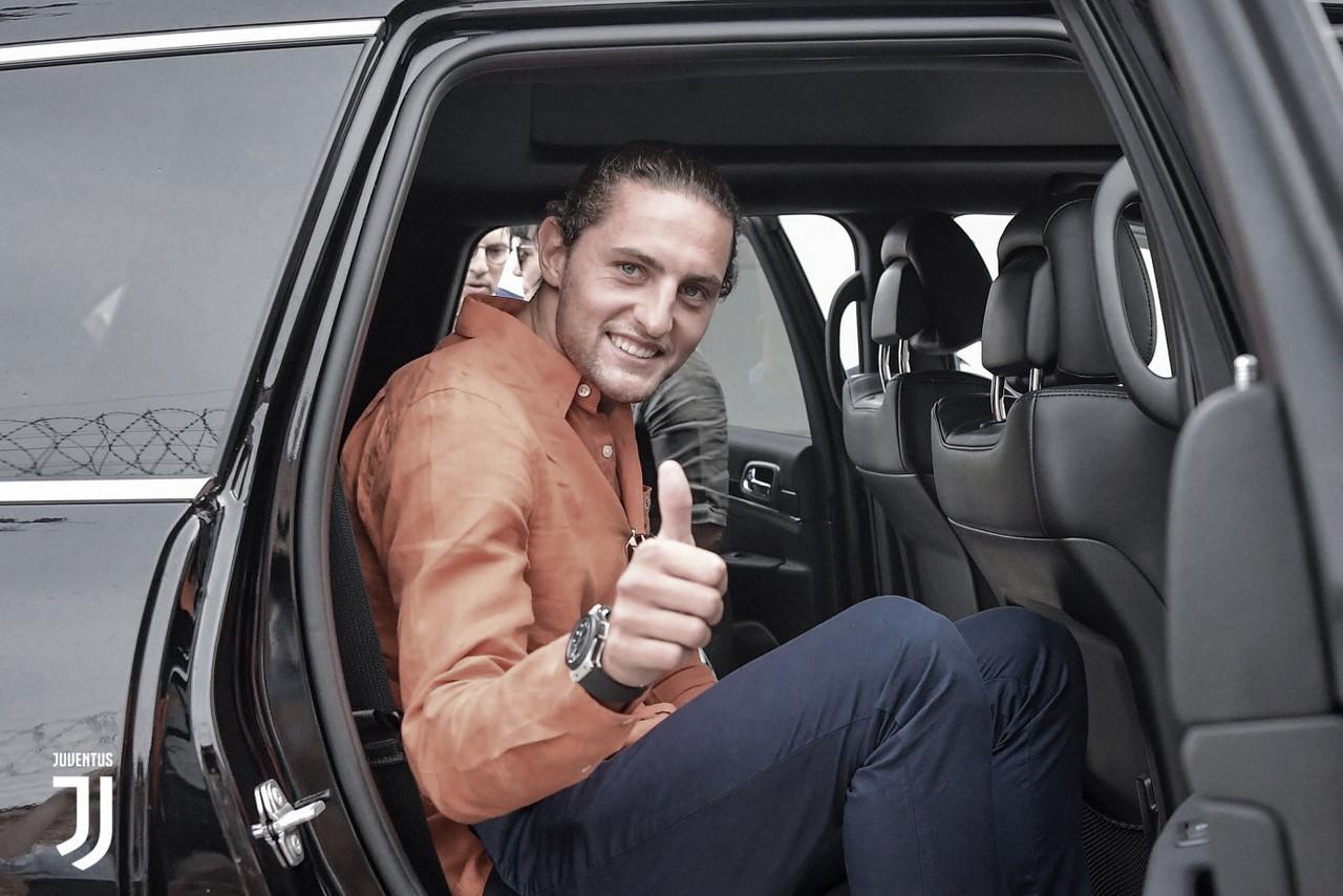 De graça: Juventus oficializa contratação de Rabiot, ex-Paris Saint-Germain