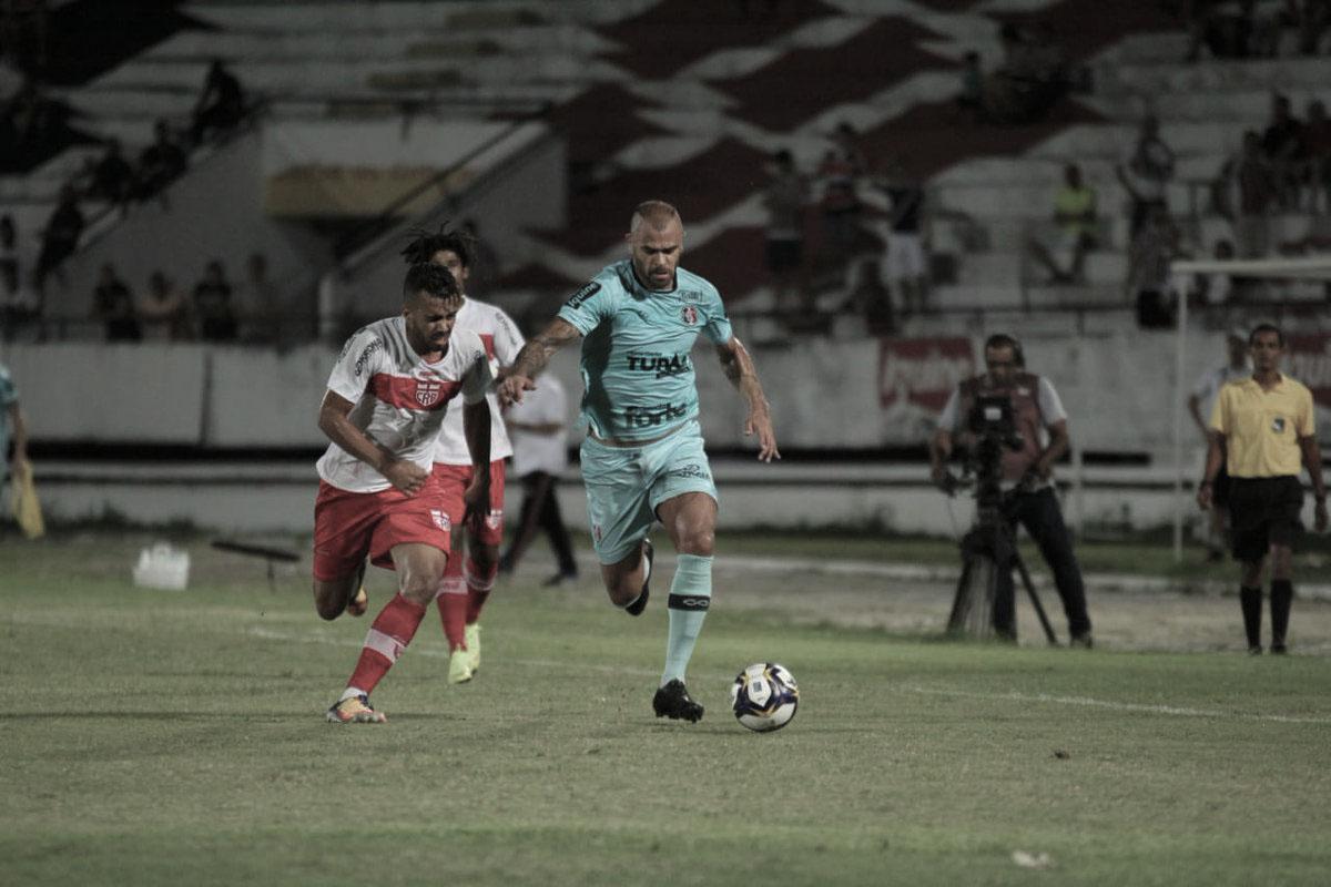 Santa Cruz vence o CRB nos pênaltis e está na semifinal da Copa do Nordeste