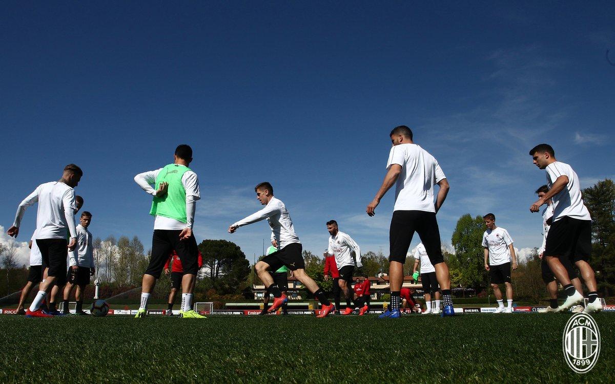Milan, ripartire per il rush finale