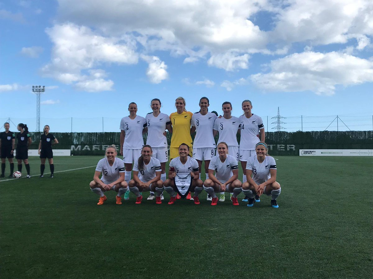 2019 FIFA Womens's World Cup Preview: New Zealand