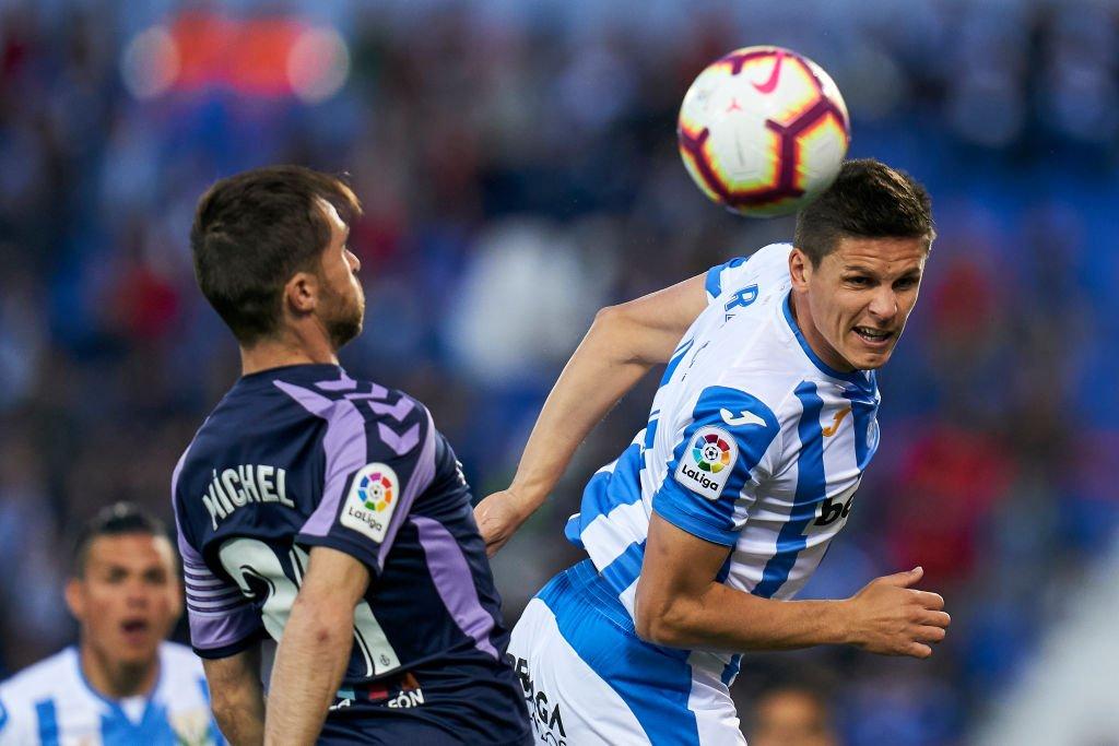 El Leganés-Valladolid, el sábado 13 a las 19:30