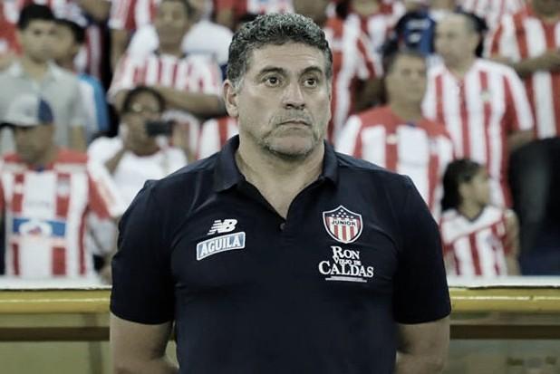 """Luis Fernando Suárez: """"El compromiso no es solo con el Junior y Barranquilla"""""""