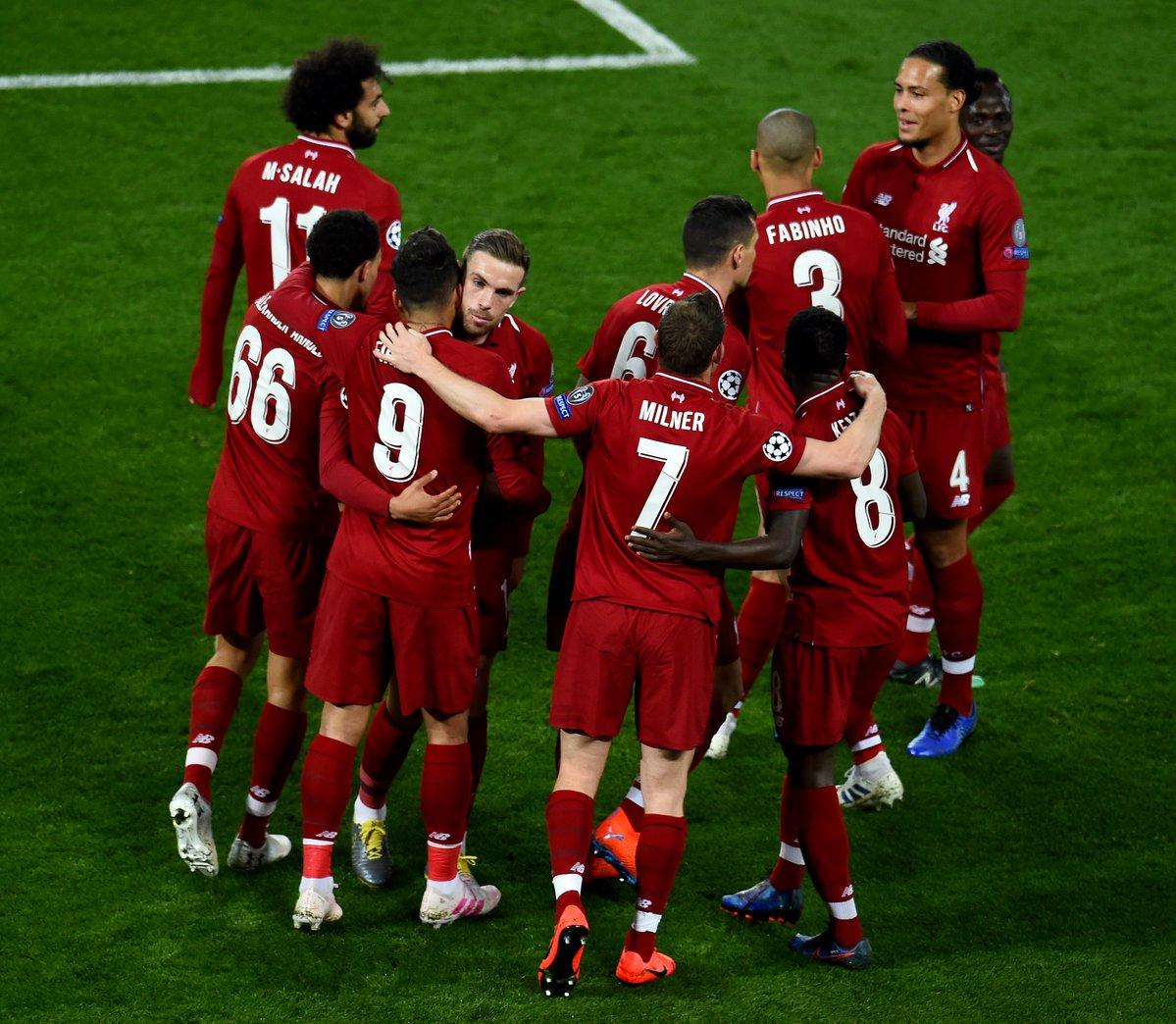 Champions League andata Quarti-Liverpool super nel primo tempo e Porto battuto 2-0