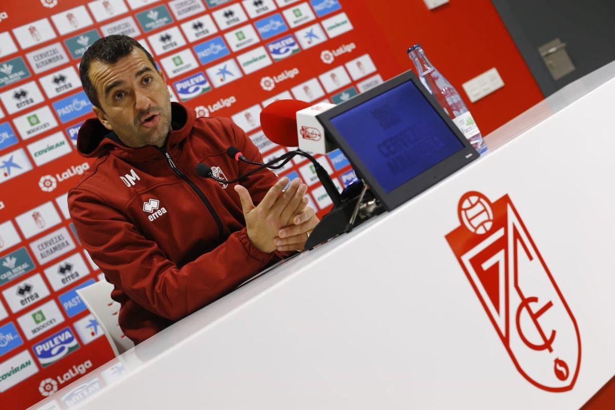 """Diego Martínez:""""Quiero que mi equipo se muestre tal y como es"""""""