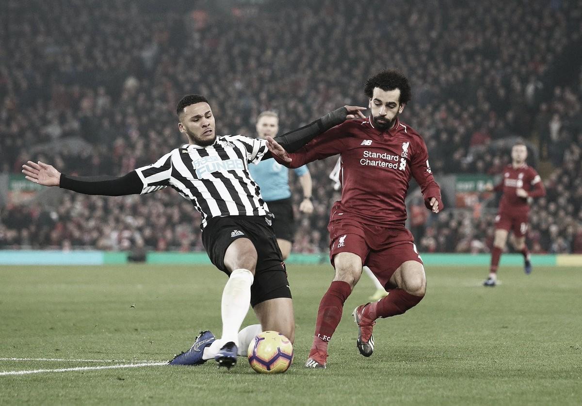 Resultado e gols de Southampton x Liverpool pelo Campeonato Inglês (1-3)