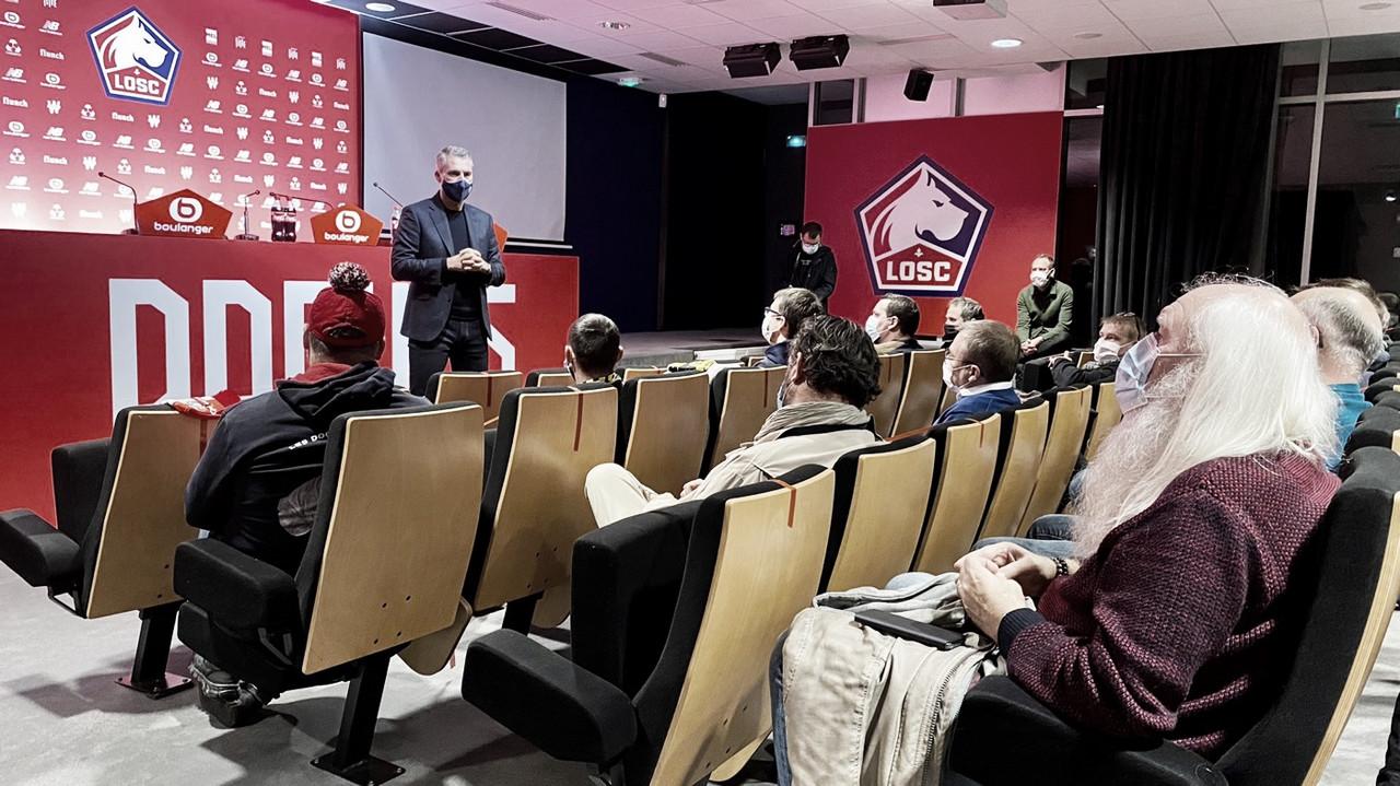 Escassez financeira, lesões e prováveis vendas: Christophe Galtier abre o jogo sobre janeiro do Lille