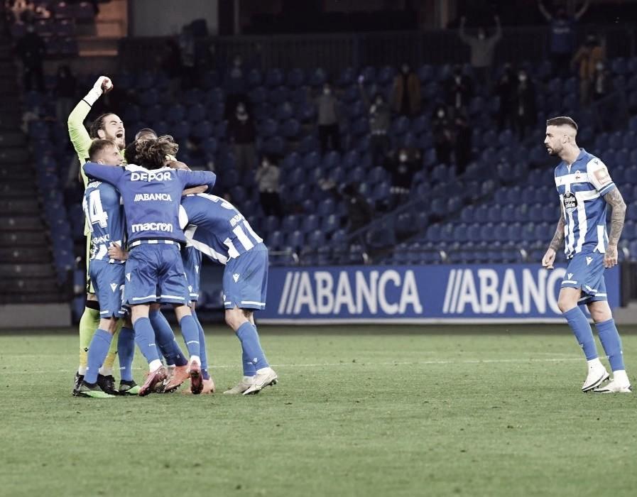Previa RC Deportivo - Racing de Ferrol: un derbi de altura