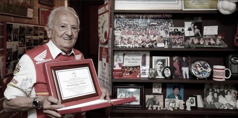Hernando Ramírez: legado de amor incondicional en Independiente Santa Fe