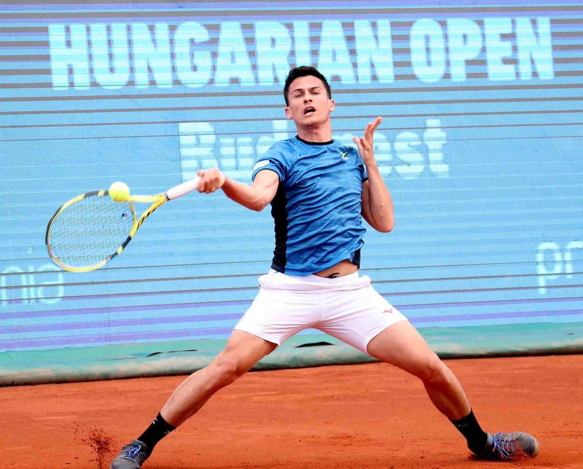 ATP Budapest- Belle prove di Cuevas e Herbert