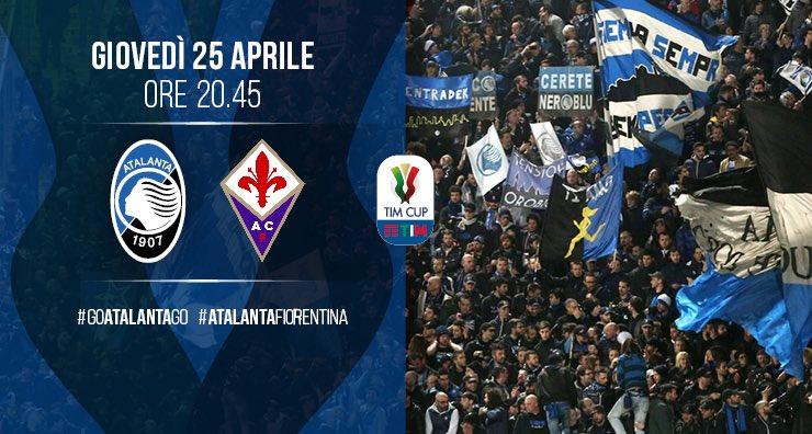 Coppa Italia - L'Atalanta delle meraviglie ospita la Fiorentina