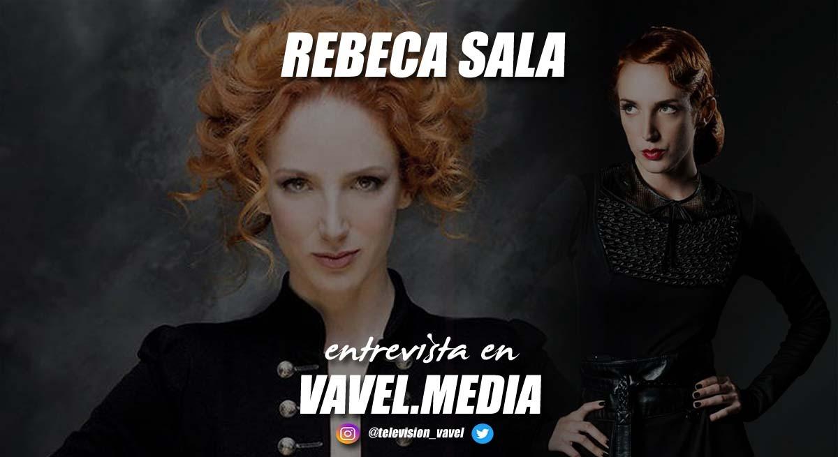 """Entrevista. Rebeca Salas: """"Creo que es una serie que se atreve, está contando temas muy delicados de la juventud de hoy en día"""""""