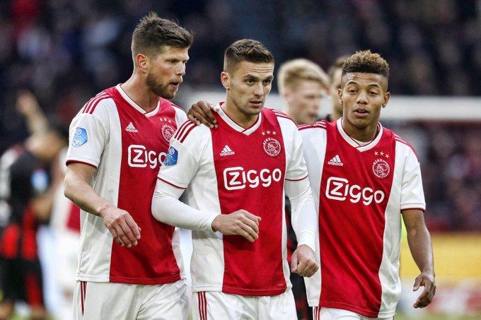 Eredivisie: l'Ajax dilaga, il PSV vince e soffre. In basso sorride solo l'ADO Den Haag