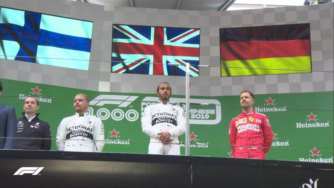 Formula Uno: le pagelle del GP della Cina