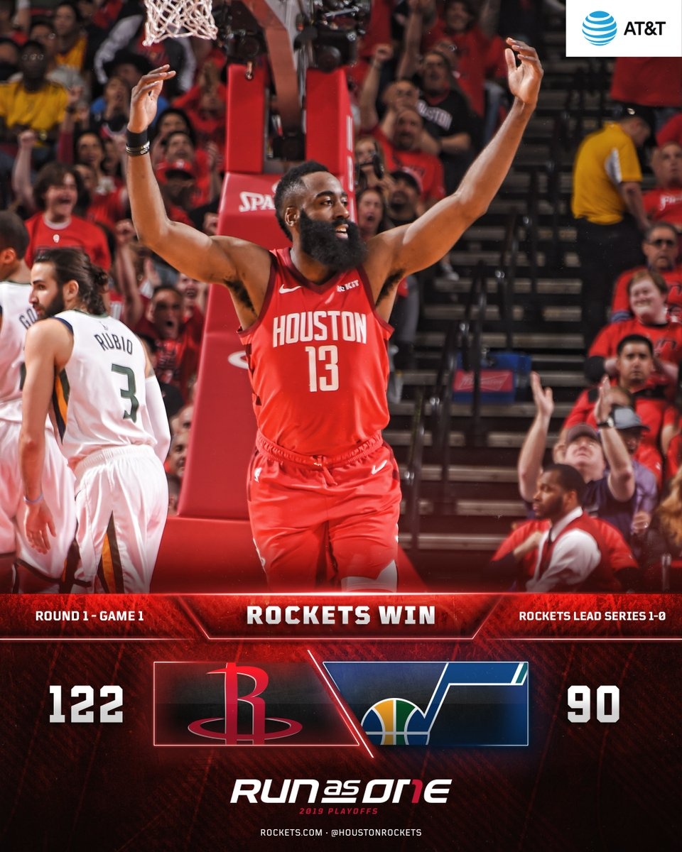 NBA Playoff day 2 - Vincono Bucks e Rockets