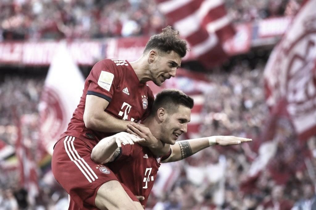 Bayern de Munique vence Werder Bremen e fica cada vez mais perto do título alemão
