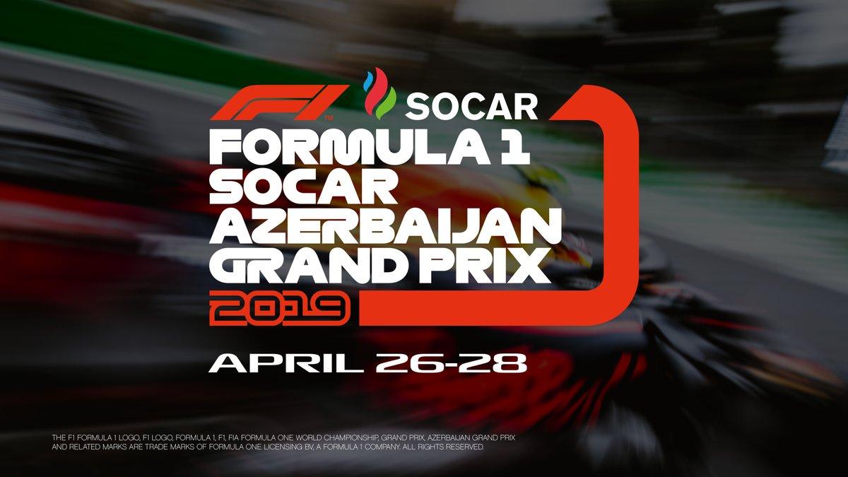 Formula 1- La presentazione del circuito di Baku