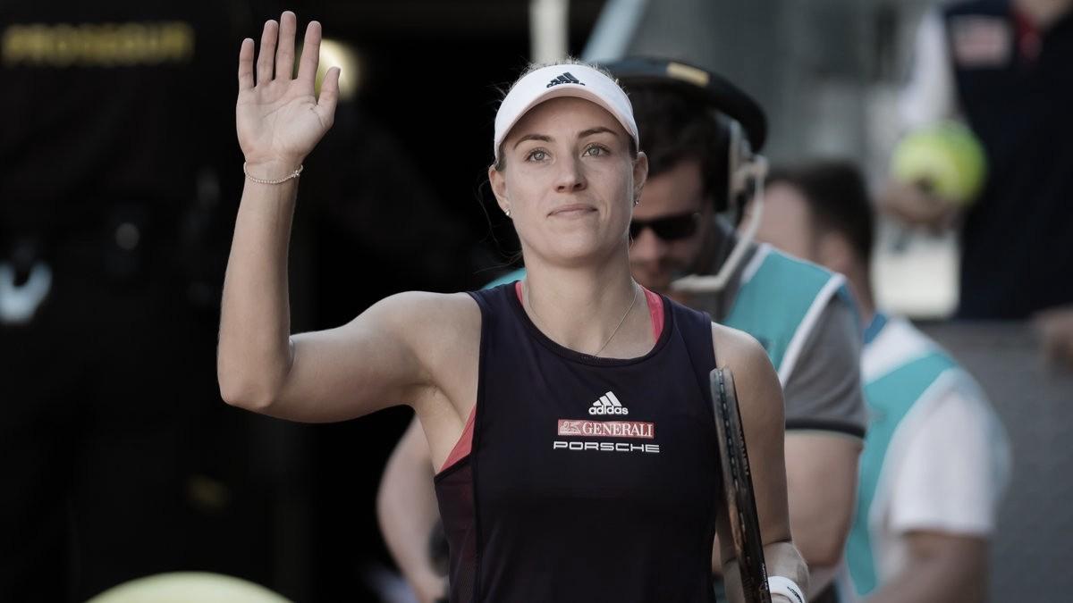Kerber desiste do WTA de Madrid por conta de lesão no joelho
