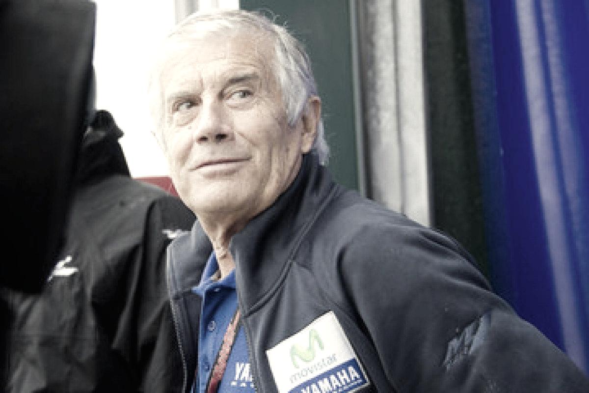 """Giacomo Agostini: """"Márquez no va a por la pierna de sus rivales"""""""