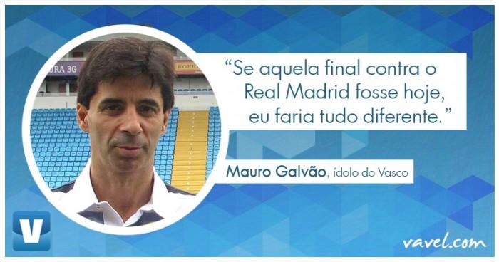 Vasco, seleção e polêmicas de arbitragem: VAVEL entrevista Mauro Galvão