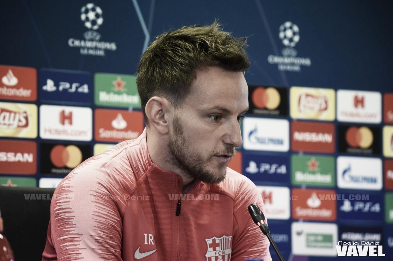 """Ivan Rakitić: """"Estoy muy contento por haber podido ayudar al equipo"""""""