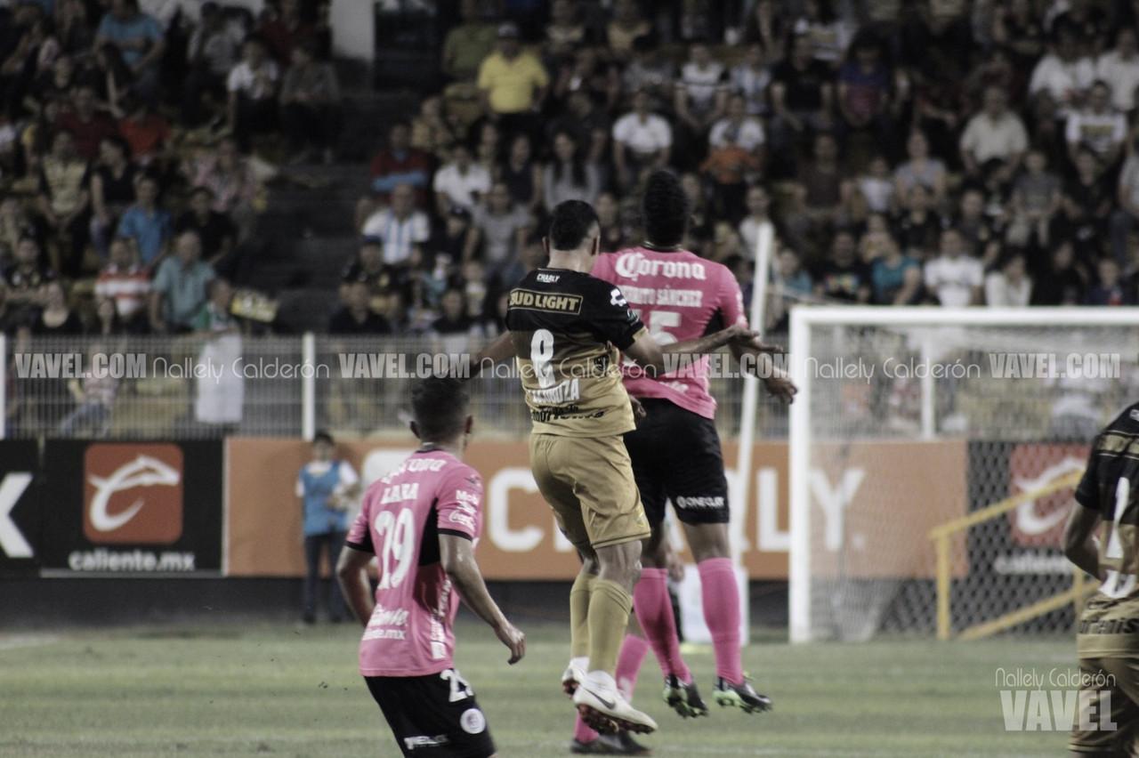 Previa Dorados - San Luis: primer round