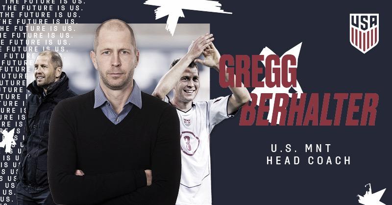 Gregg Berhalter guiará a los USMNT