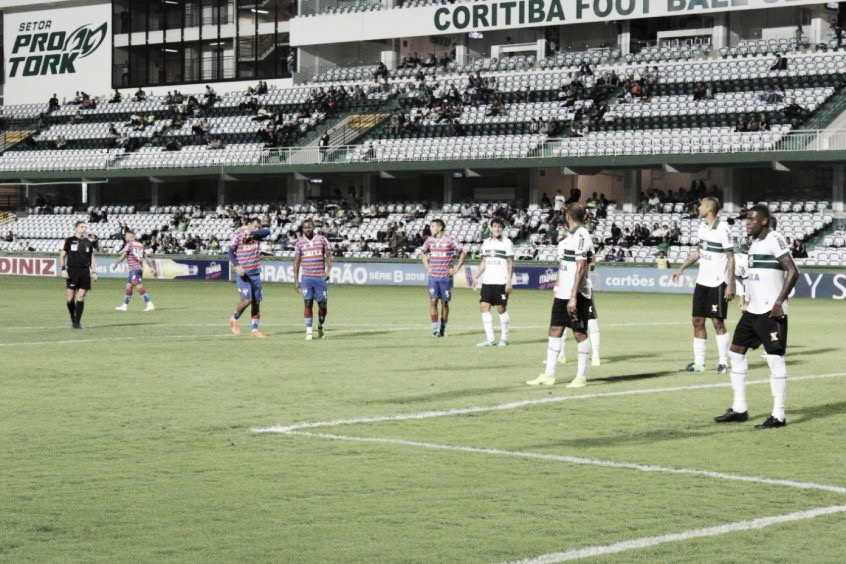 Em despedida morna, Coritiba bate Fortaleza pela última rodada da Série B