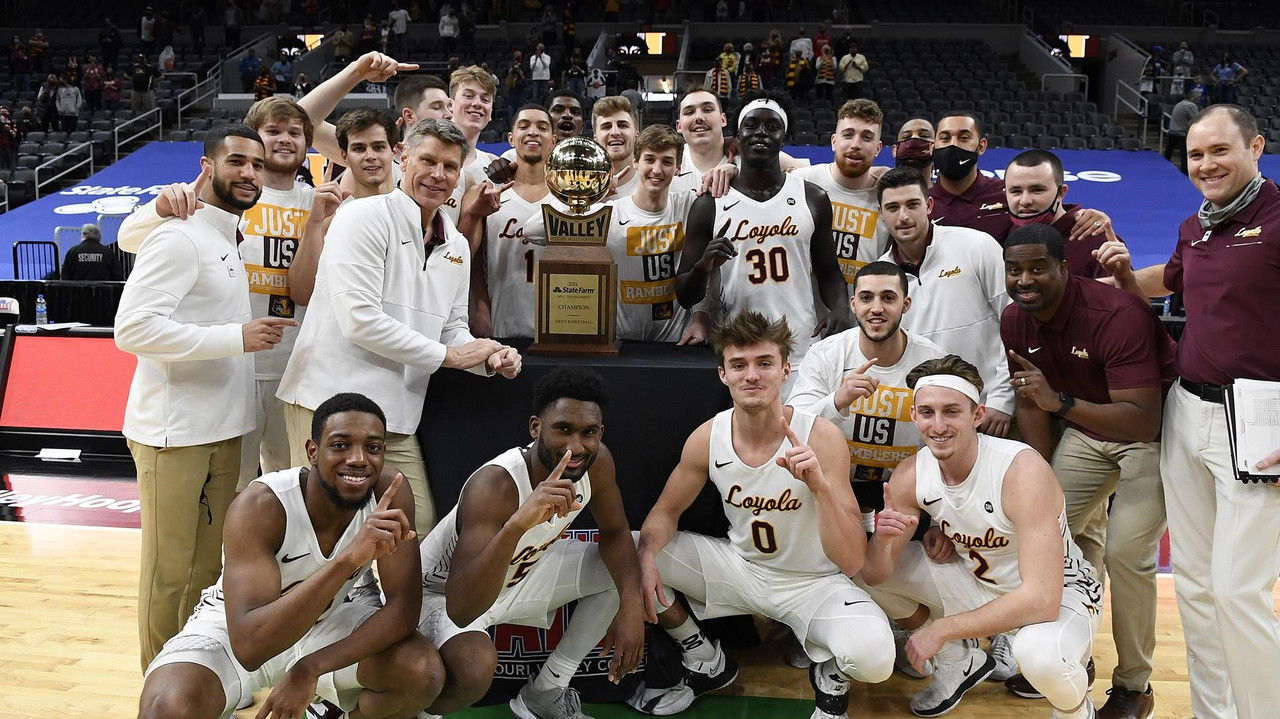 Missouri Valley championship game: Loyola-Chicago holds off Drake to return to NCAA Tournament