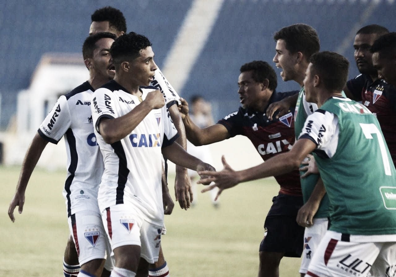 Fortaleza enfrenta Queimadense em sua estreia na Copa São Paulo 2019