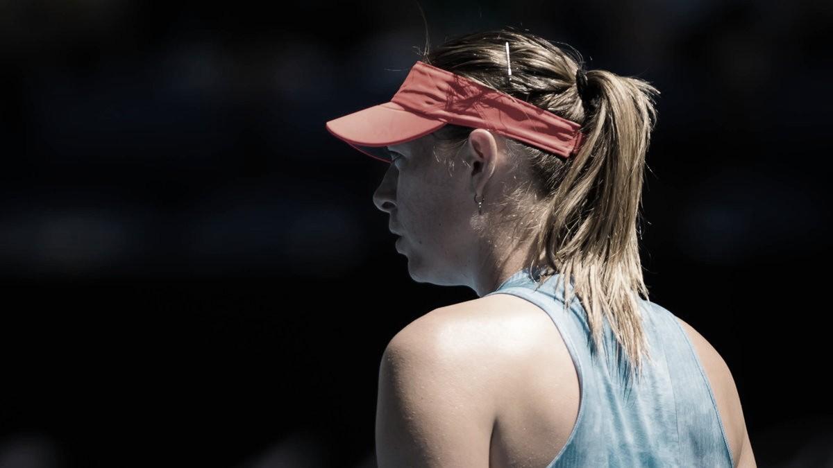 Tricampeã, Sharapova desiste de Roma e gera dúvidas sobre Roland Garros