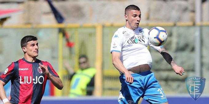 Il Bologna vince e vede la salvezza: battuto 3-1 un Empoli sempre più a rischio retrocessione