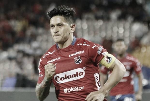 """Germán Cano: """"Sería un orgullo vestir la camiseta de la Selección Colombia"""""""