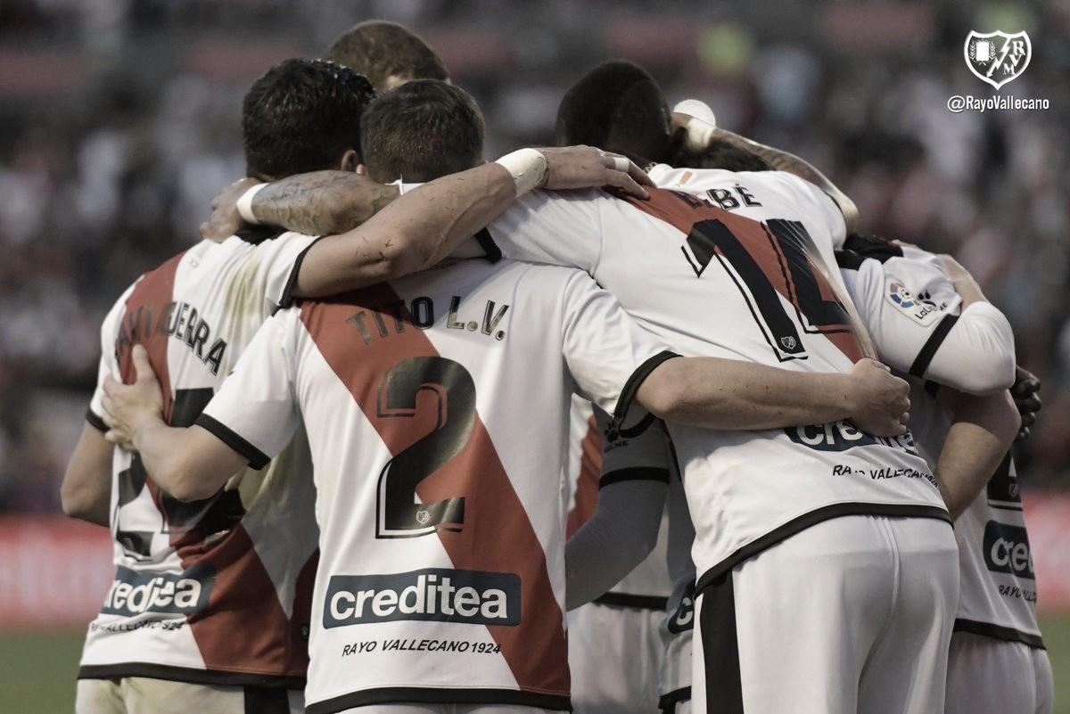 Com o auxílio do VAR,Rayo Vallecano vence Real Madrid e sai da lantera da La Liga