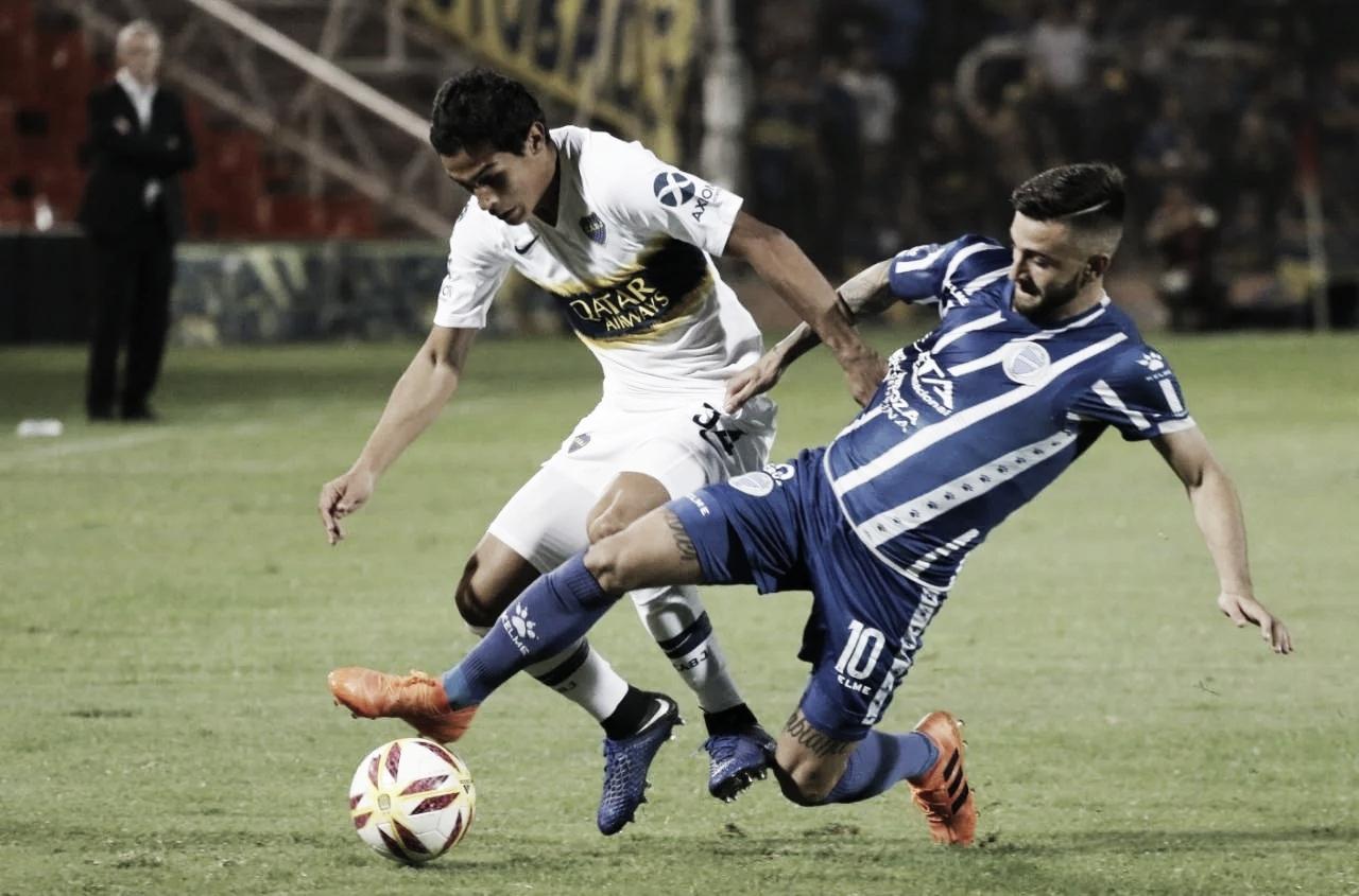 Previa Boca Juniors - Godoy Cruz: Por la remontada