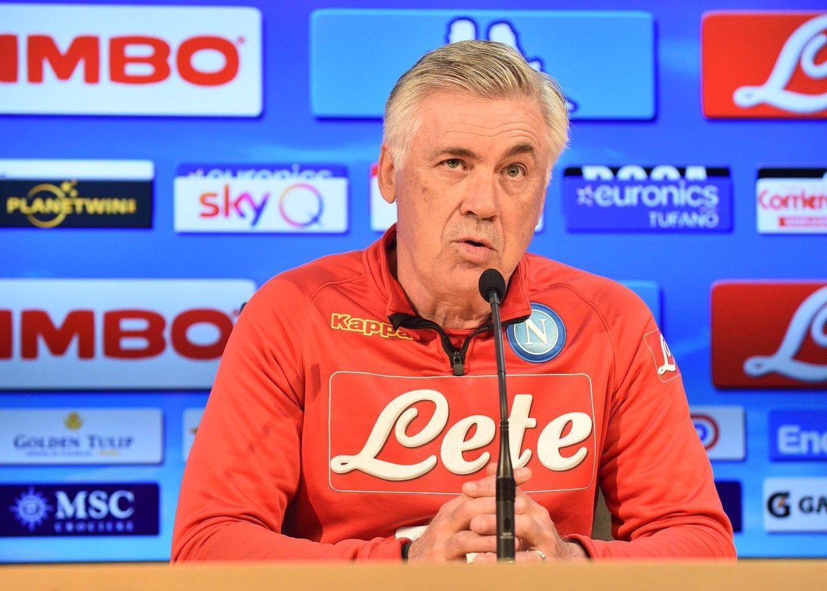 Serie A - In un San Paolo semivuoto il Napoli riceve il Cagliari