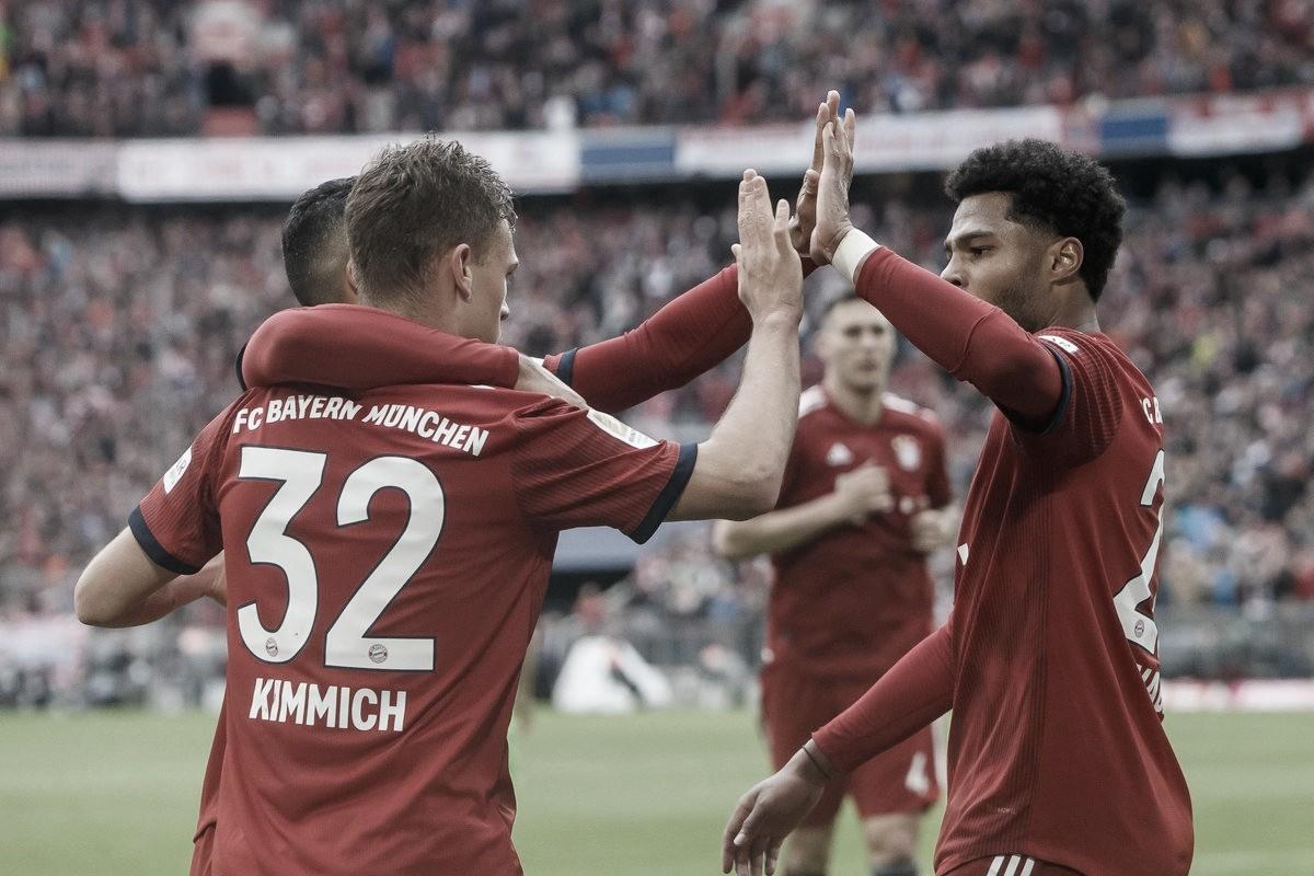 Bayern de Munique vence Hannover em casa e pode ser campeão na próxima rodada