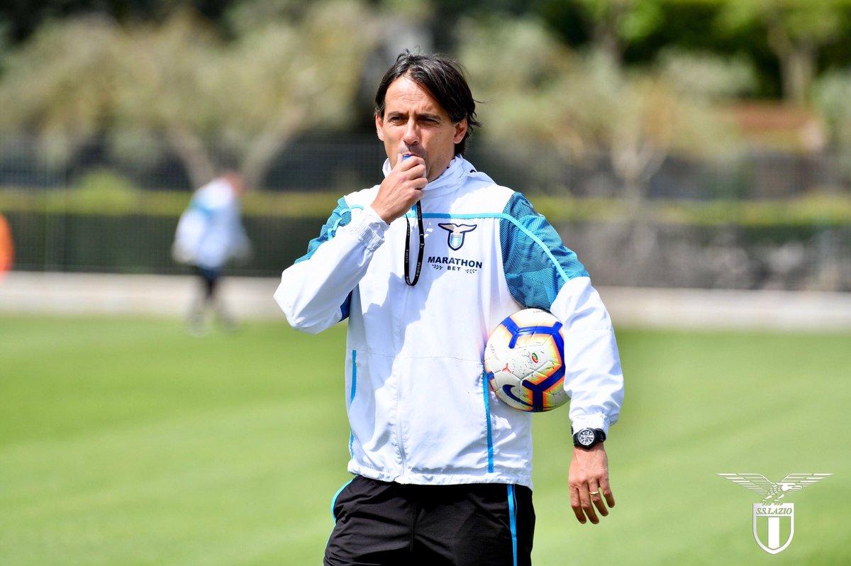 Lazio, domani arriva l'Atalanta: le parole di Inzaghi e la probabile formazione biancoceleste
