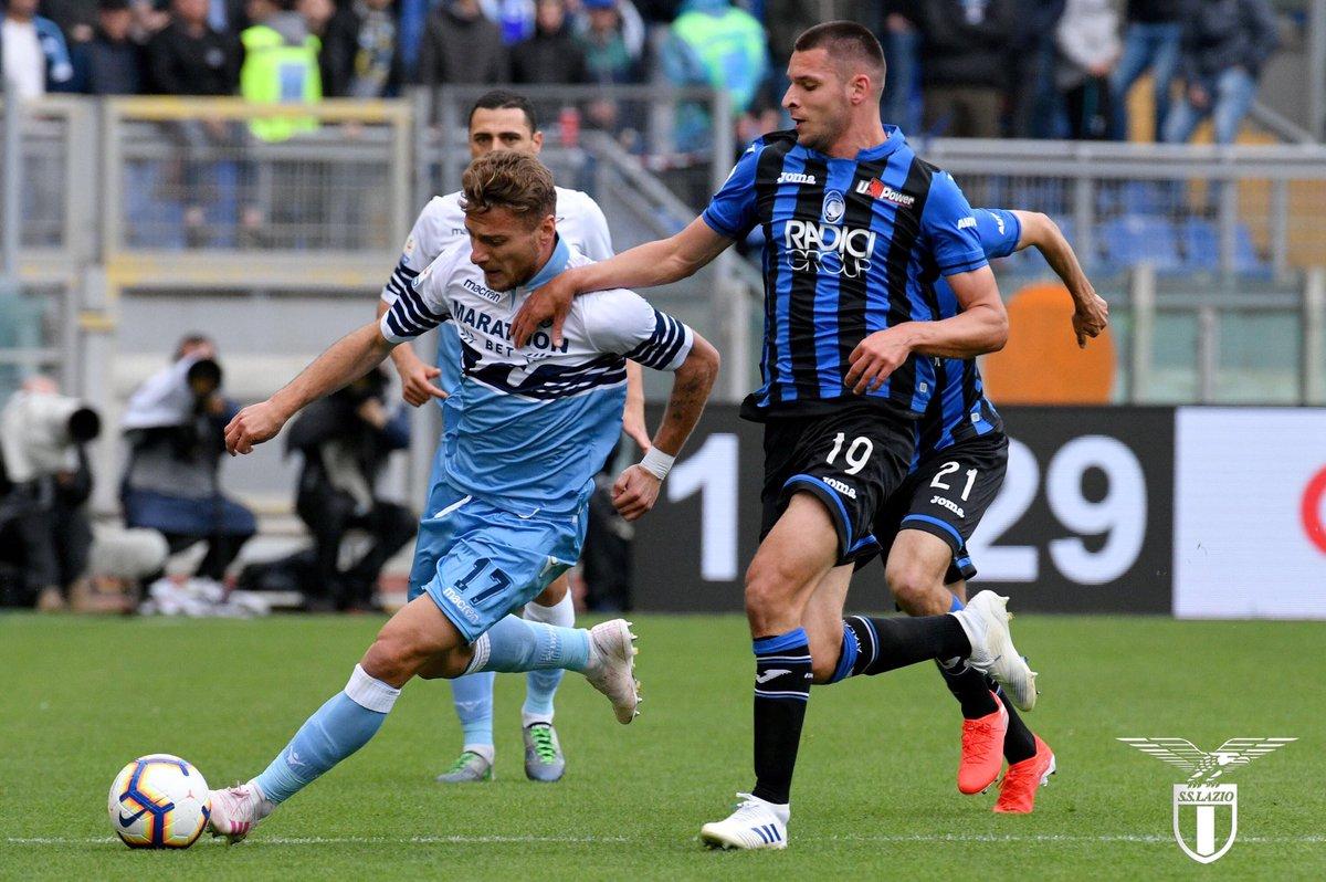 Serie A - L'Atalanta ribalta la Lazio: 1-3 all'Olimpico