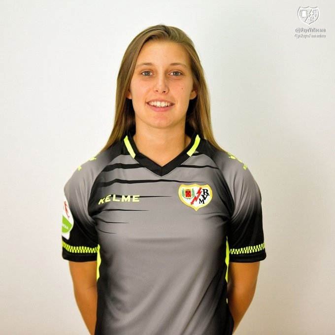 Ana Valles, convocada con la Selección