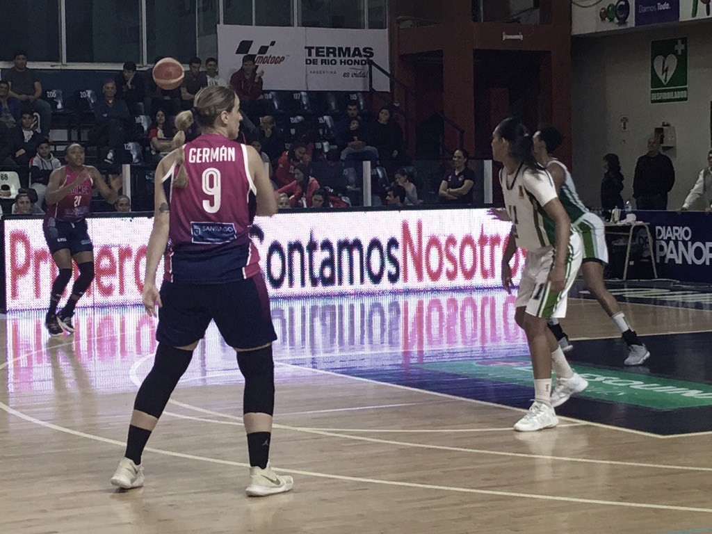 Liga Sudamericana de Básquet Femenino: Zona A