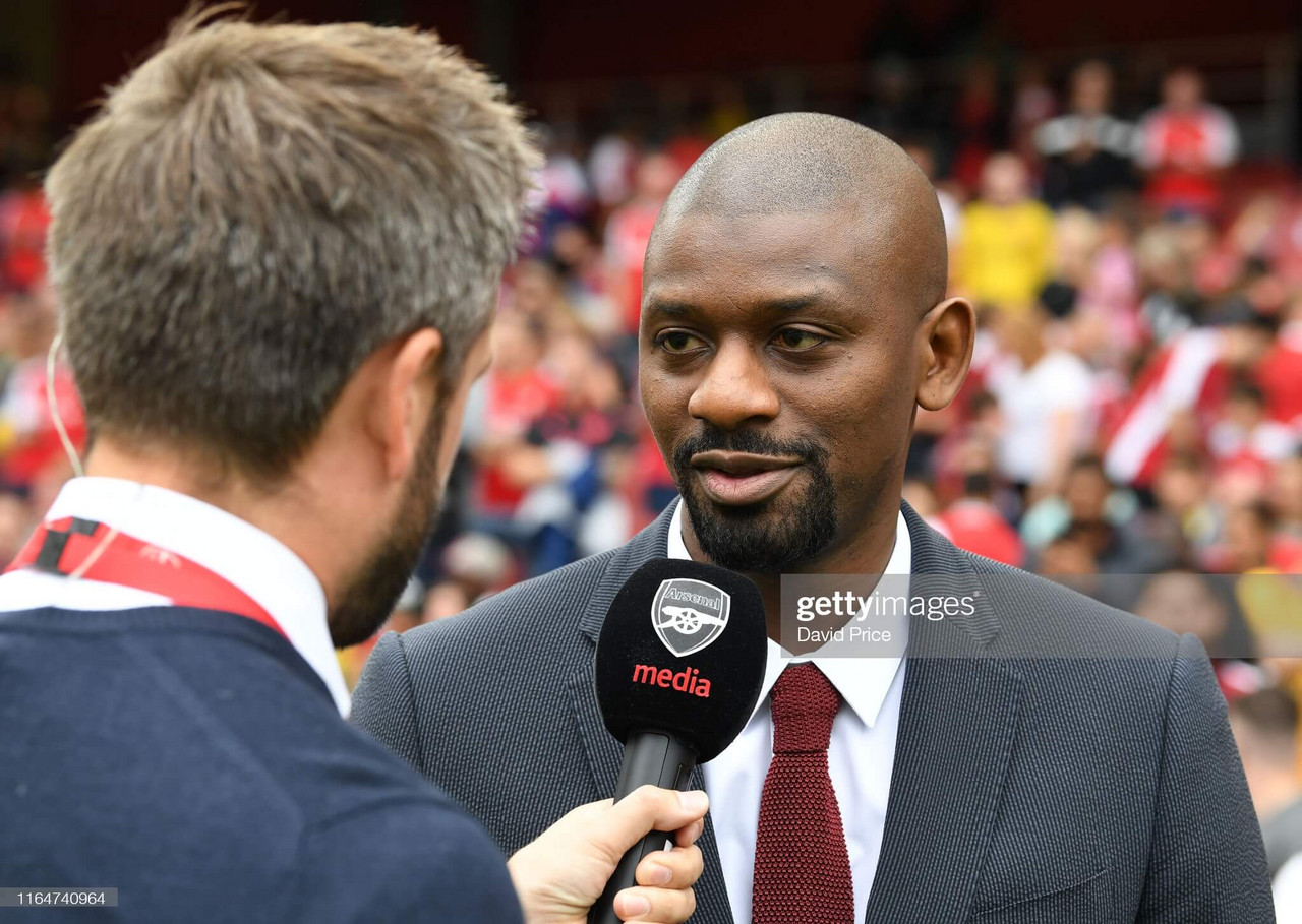 Abou Diaby: Top three Arsenal moments
