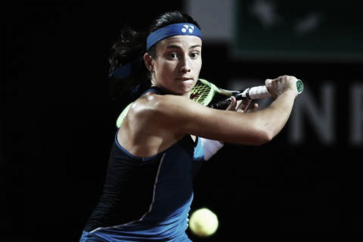 Anastasija Sevastova bate veterana Pauline Parmentier e segue no WTA de Moscou