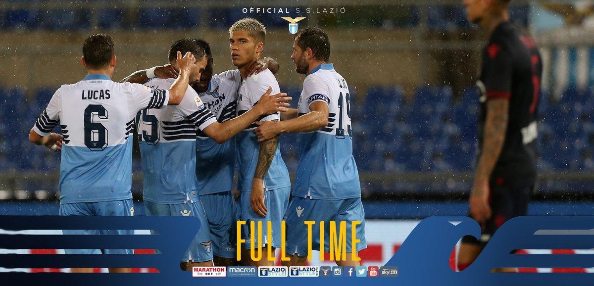 Serie A- Il Bologna è salvo. La Lazio impatta 3-3 con i felsinei