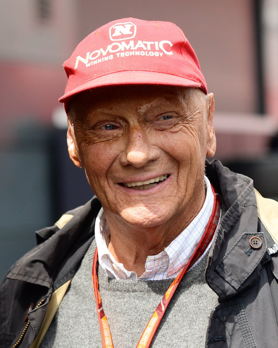 Formula 1 in lutto: è morto Niki Lauda