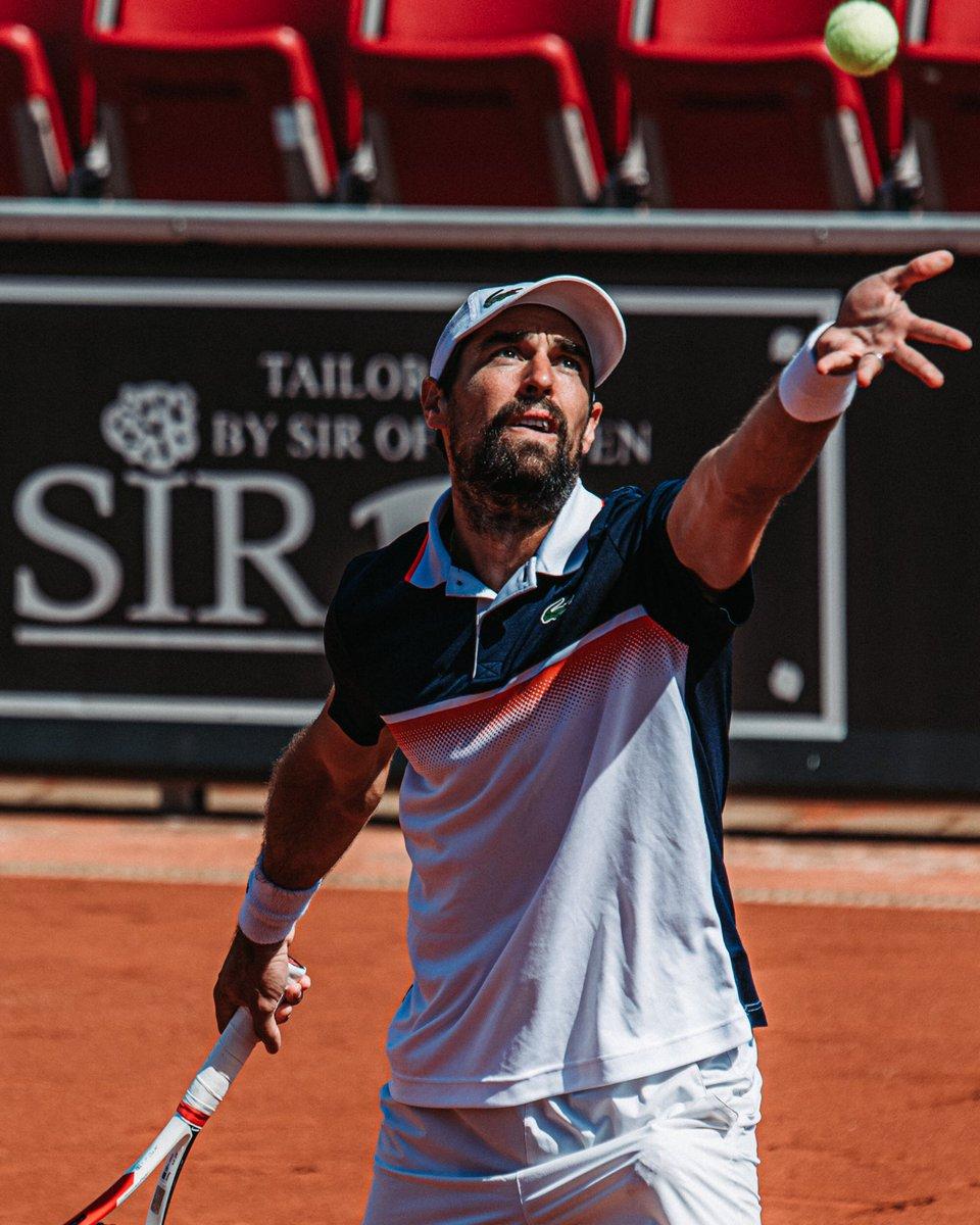 ATP Bastad Ottavi- Continua a fare bene Chardy, eliminato Verdasco