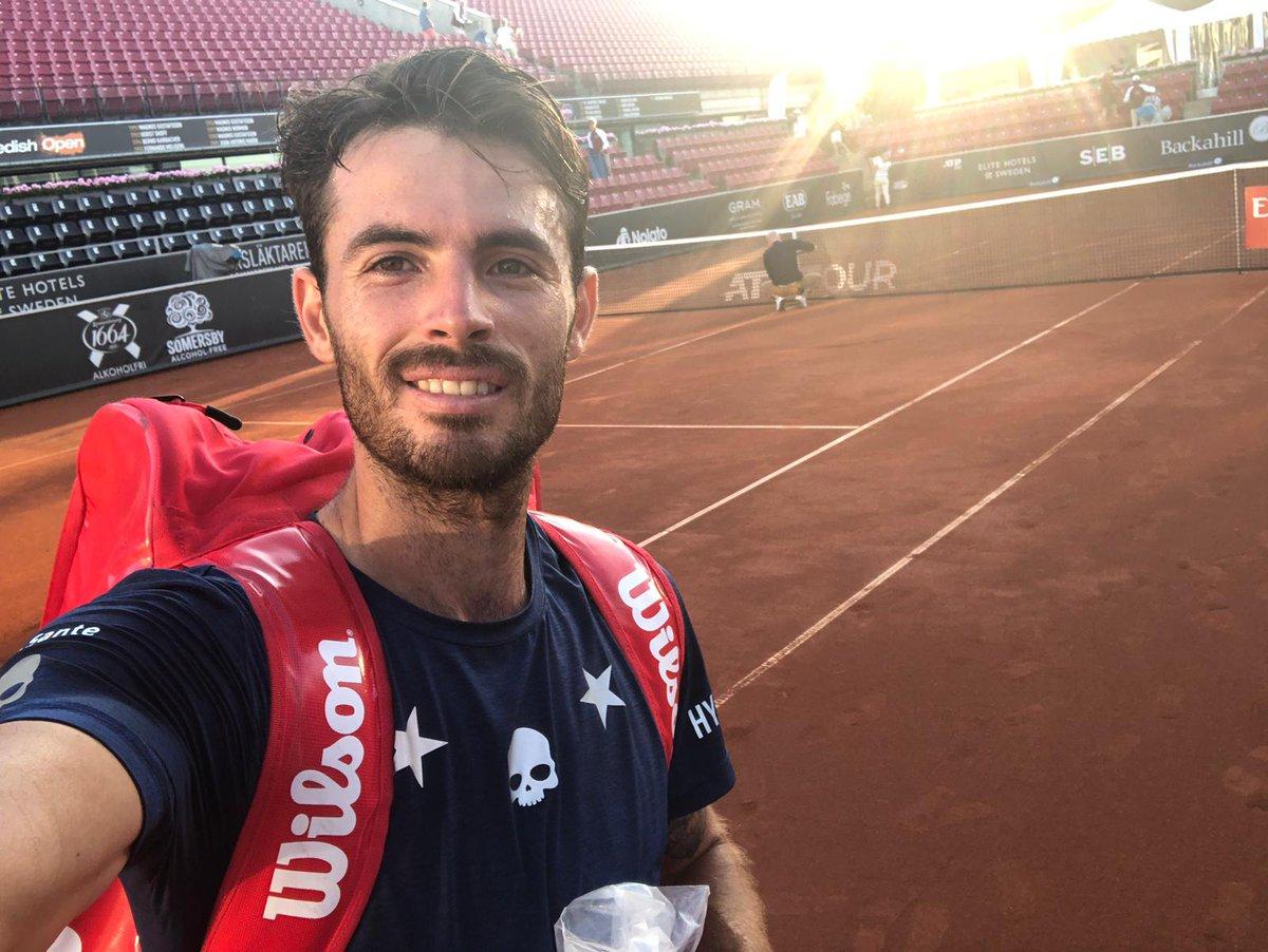 ATP Bastad Ottavi di finale- Bene Gasquet e Sousa nel secondo giorno