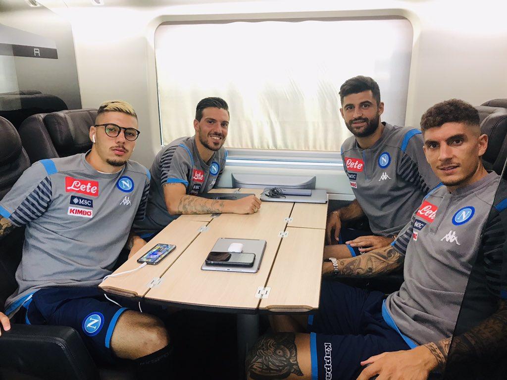Serie A- La Fiorentina per stupire e sorprendere, il Napoli vuole essere l'antagonista della Juve