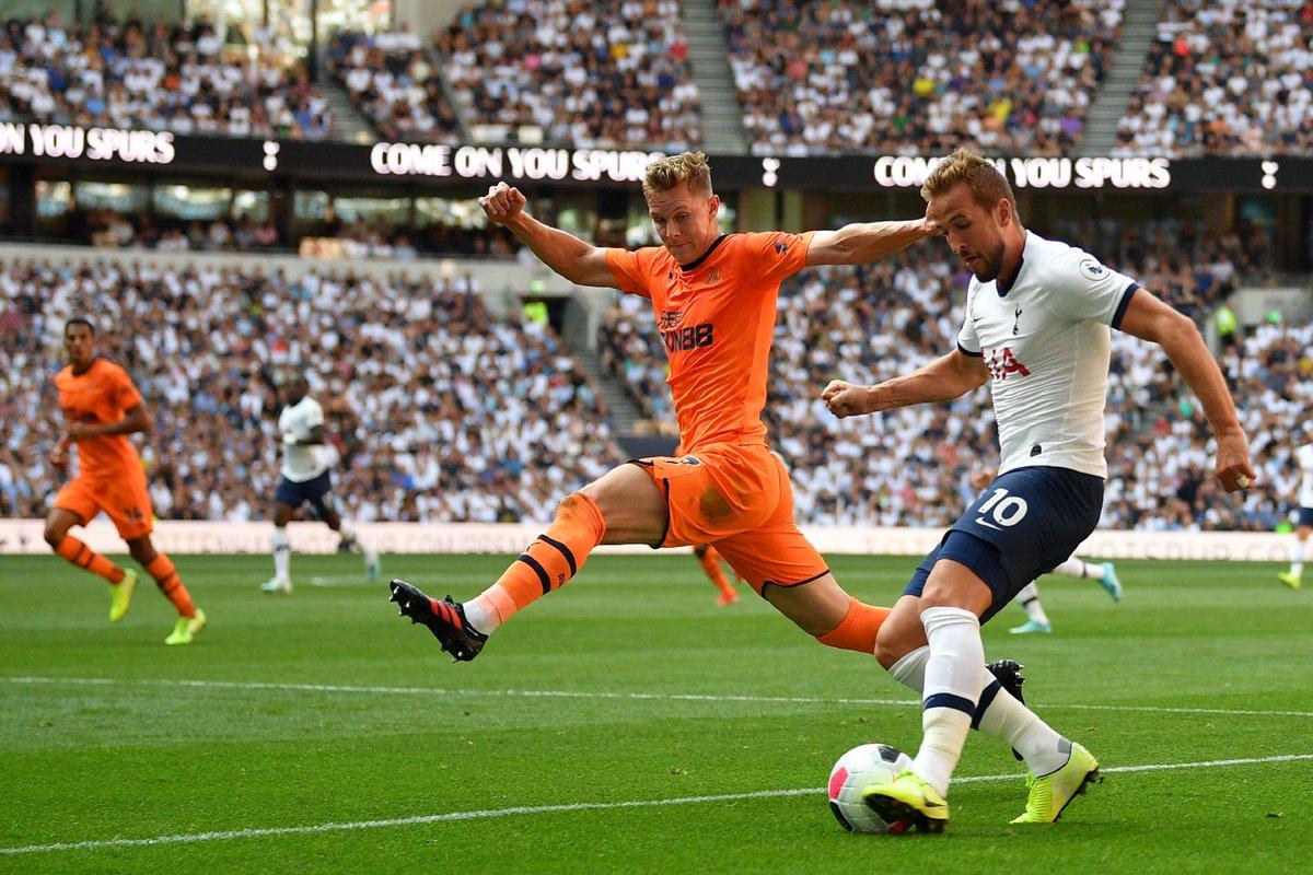Premier League-Vittoria per il Newcastle sul Tottenham