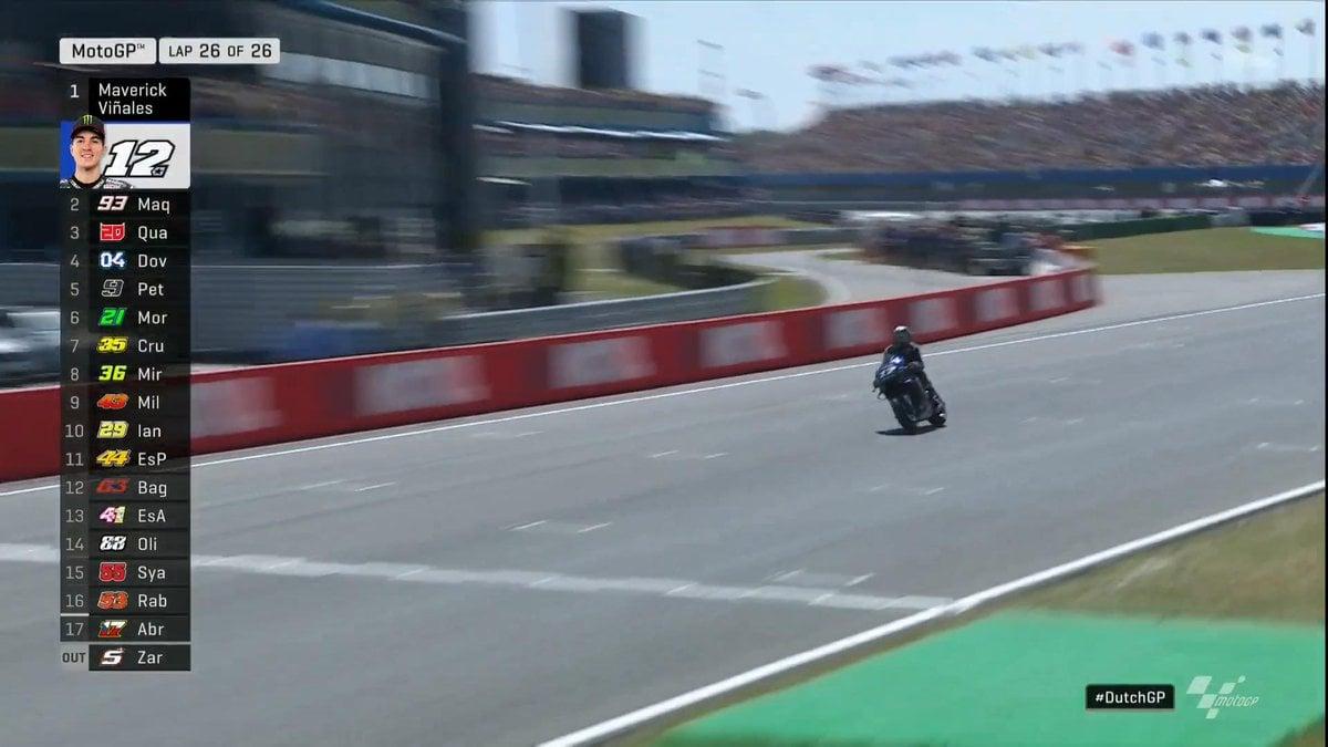 MotoGp Gp Assen- Vince Vinales davanti a Marquez! TerzoQuartararo