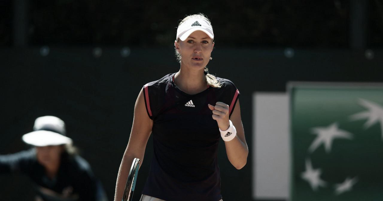 WTA Roma: luces y sombras en una maratoniana jornada
